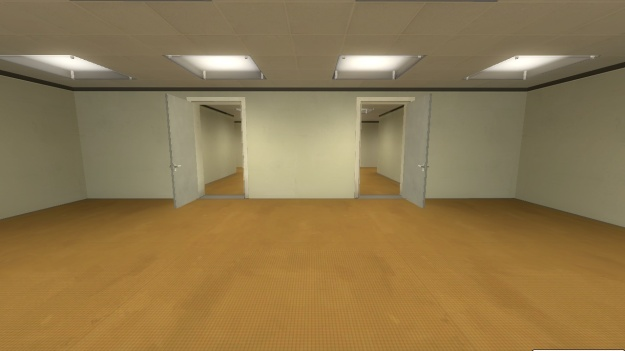The Stanley Parable Two Doors
