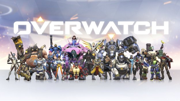 Overwatch Whole Team